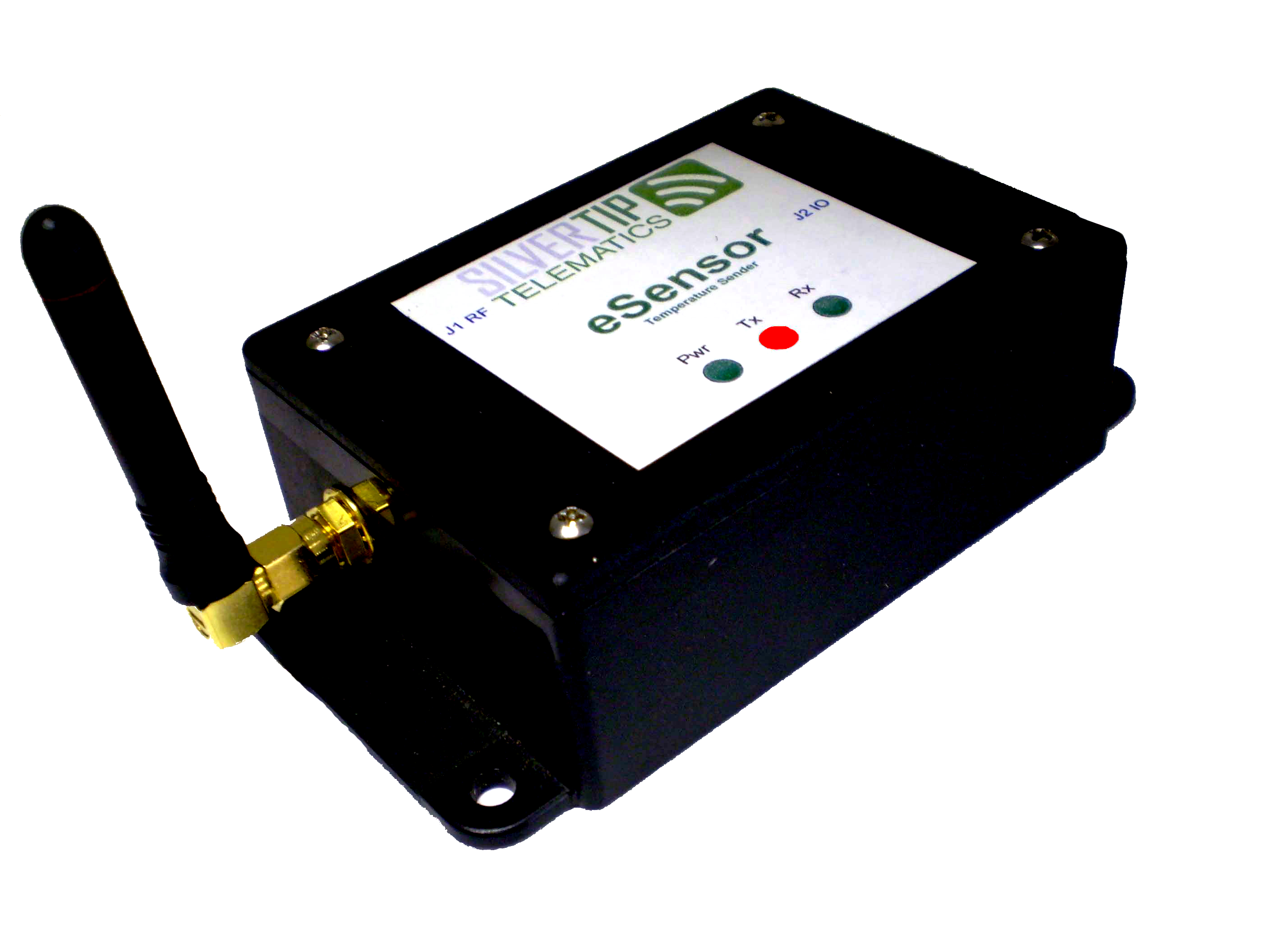 Wireless Environmental Monitoring Systems Remote Temperature Sensors Rs 232 Powered Sensor Esensor